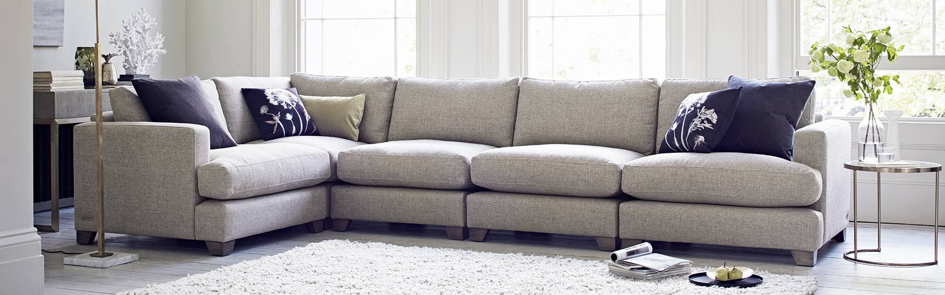 A Sofa Fit For The Family for Family Sofa (Image 2 of 30)