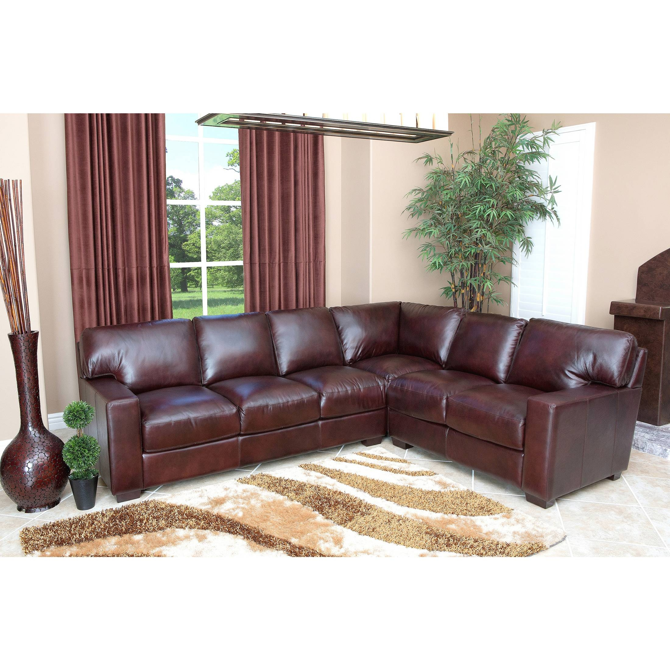 Abbyson Sectional Sofa 35 With Abbyson Sectional Sofa with Abbyson Sectional Sofa (Image 10 of 30)