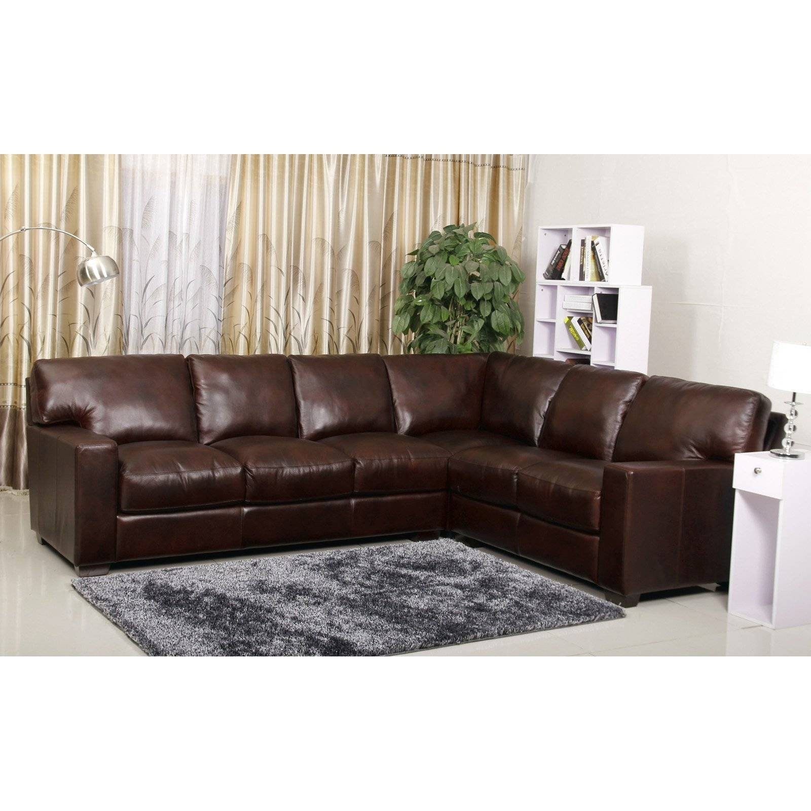 Abbyson Sectional Sofa 67 With Abbyson Sectional Sofa pertaining to Abbyson Sectional Sofa (Image 14 of 30)