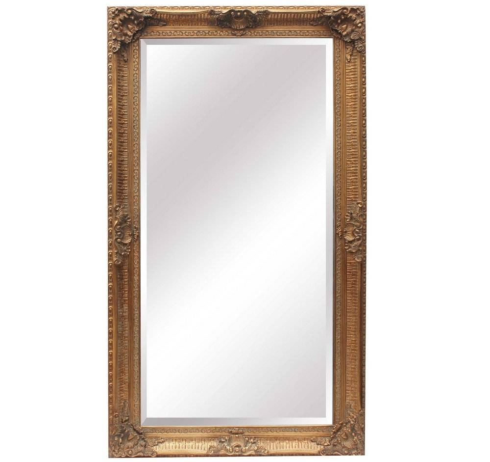 Abdabs Furniture - Extra Large Ornate Mirror regarding Extra Large Ornate Mirrors (Image 1 of 25)