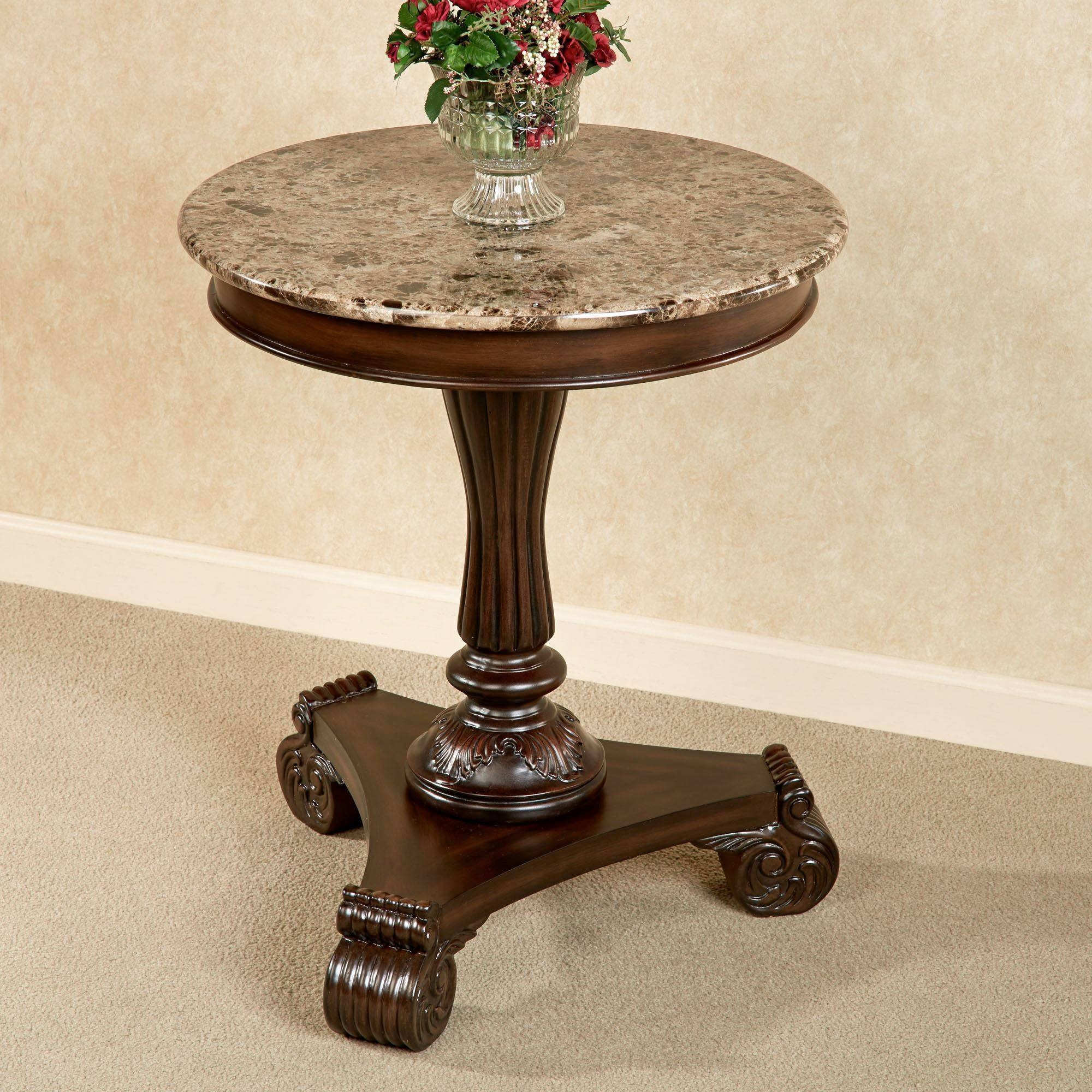 Accent Tables | Touch Of Class within Rounded Corner Coffee Tables (Image 3 of 30)