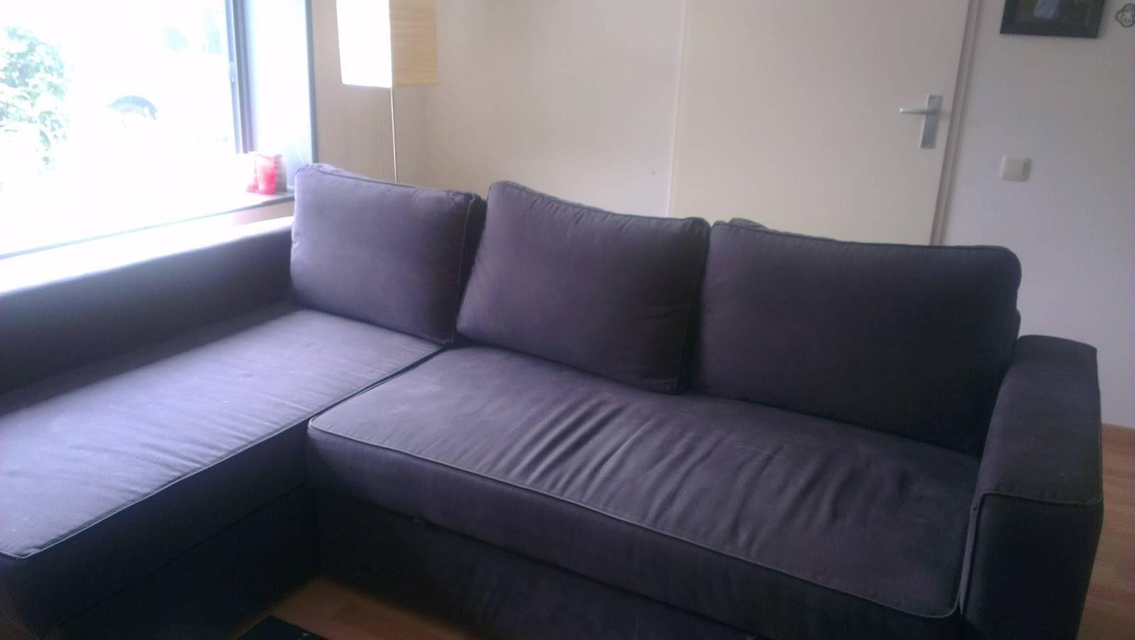Ace The Adventure: Ikea Vrijdag: Manstad Bank/sofa with regard to Manstad Sofa Bed Ikea (Image 1 of 25)