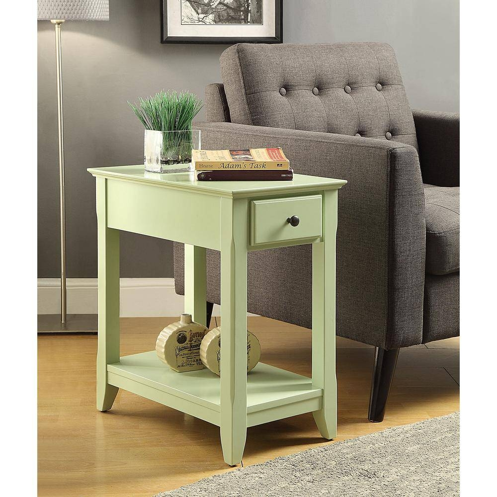 30 ideas of sofa side tables with storages acme furniture bertie light green storage side table 82840 the in sofa side tables geotapseo Image collections