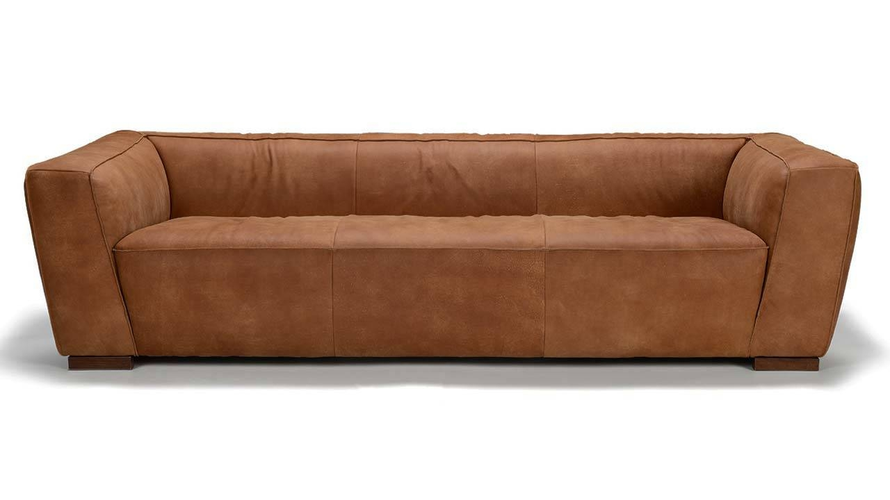 Adante Large 3 Seater Sofa | Vavicci | Fine Home Furniture for Three Seater Sofas (Image 3 of 30)