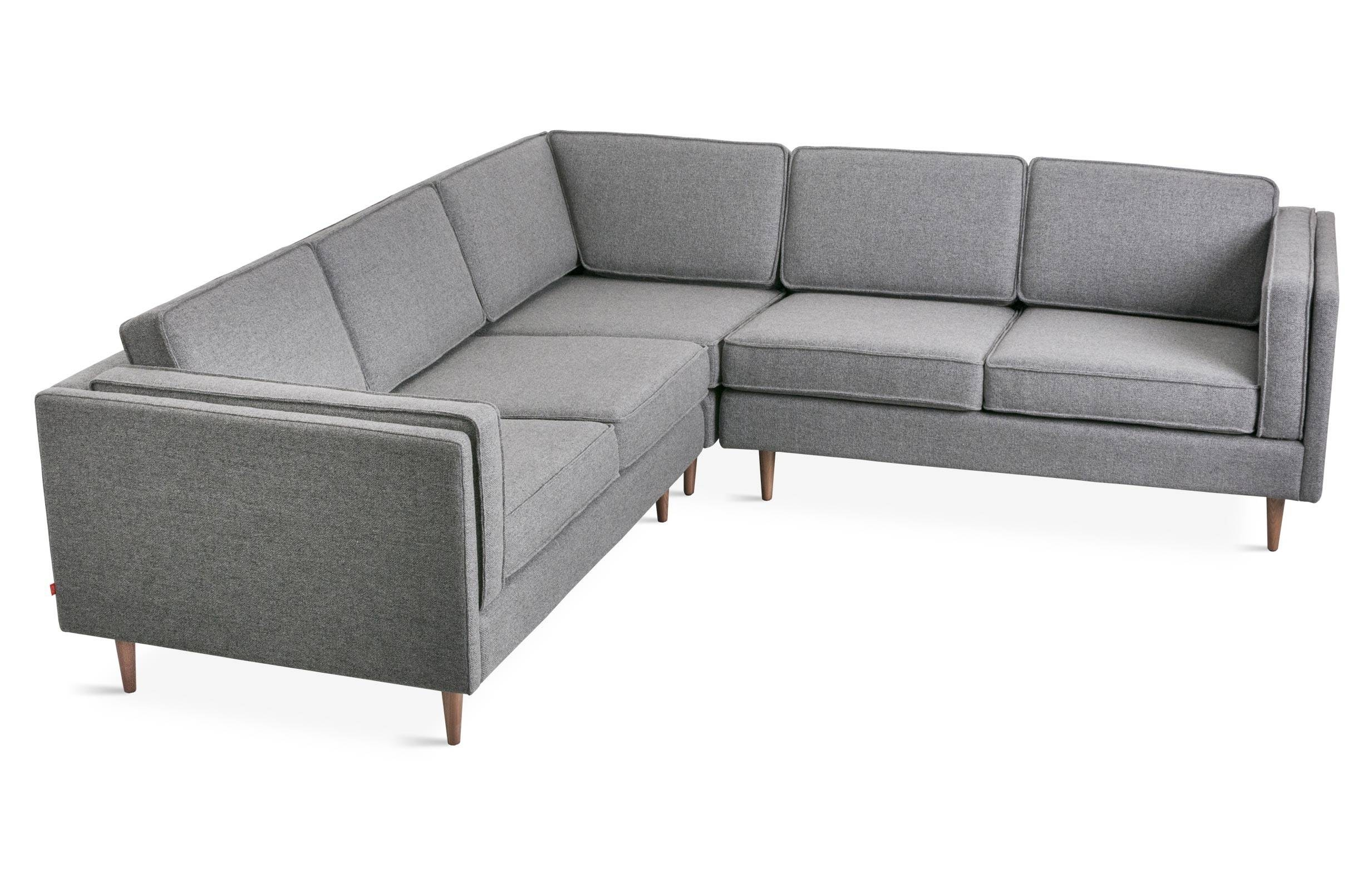 Adelaide Bi-Sectional | Viesso regarding Bisectional Sofa (Image 1 of 30)