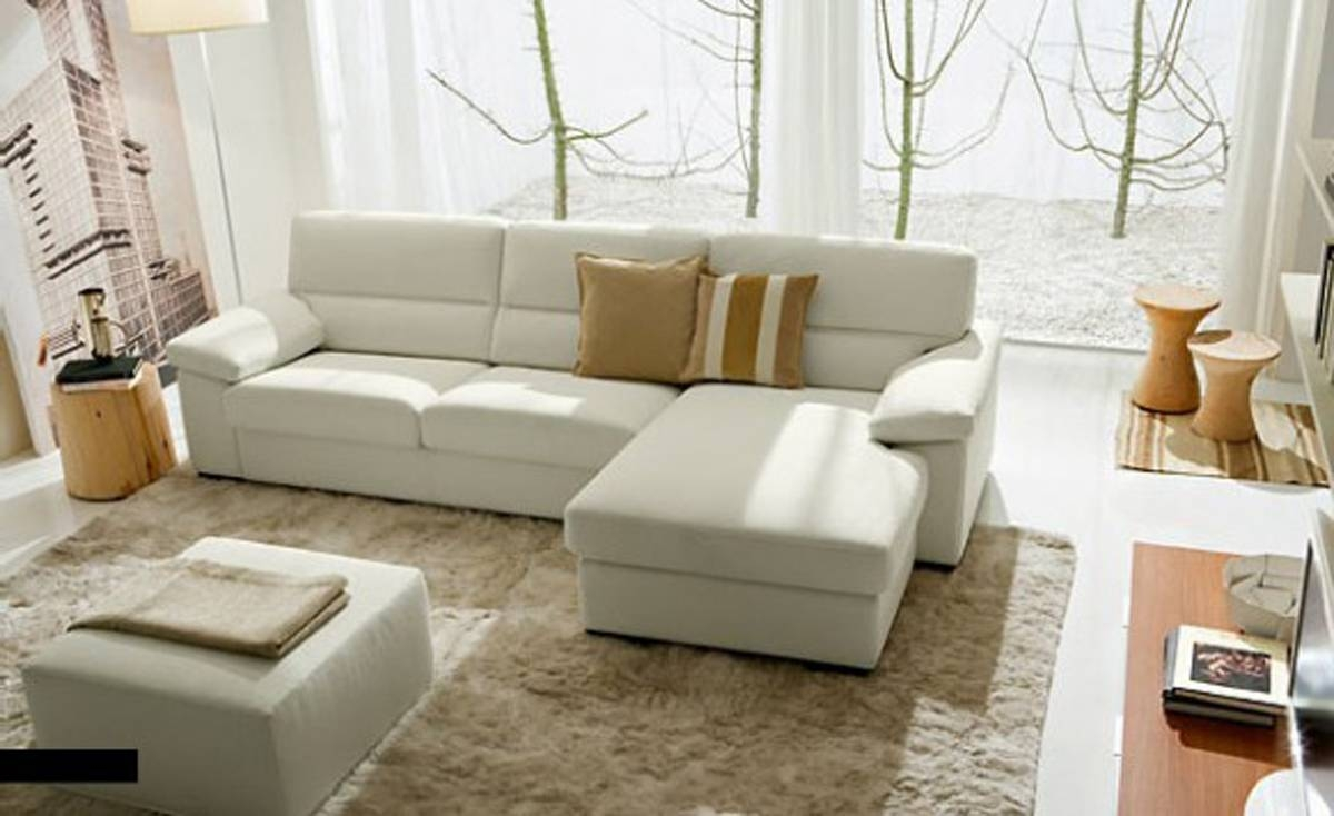 Adorable Images Of Living Room Furniture Arrangements – Luxury in L Shaped Fabric Sofas (Image 3 of 30)