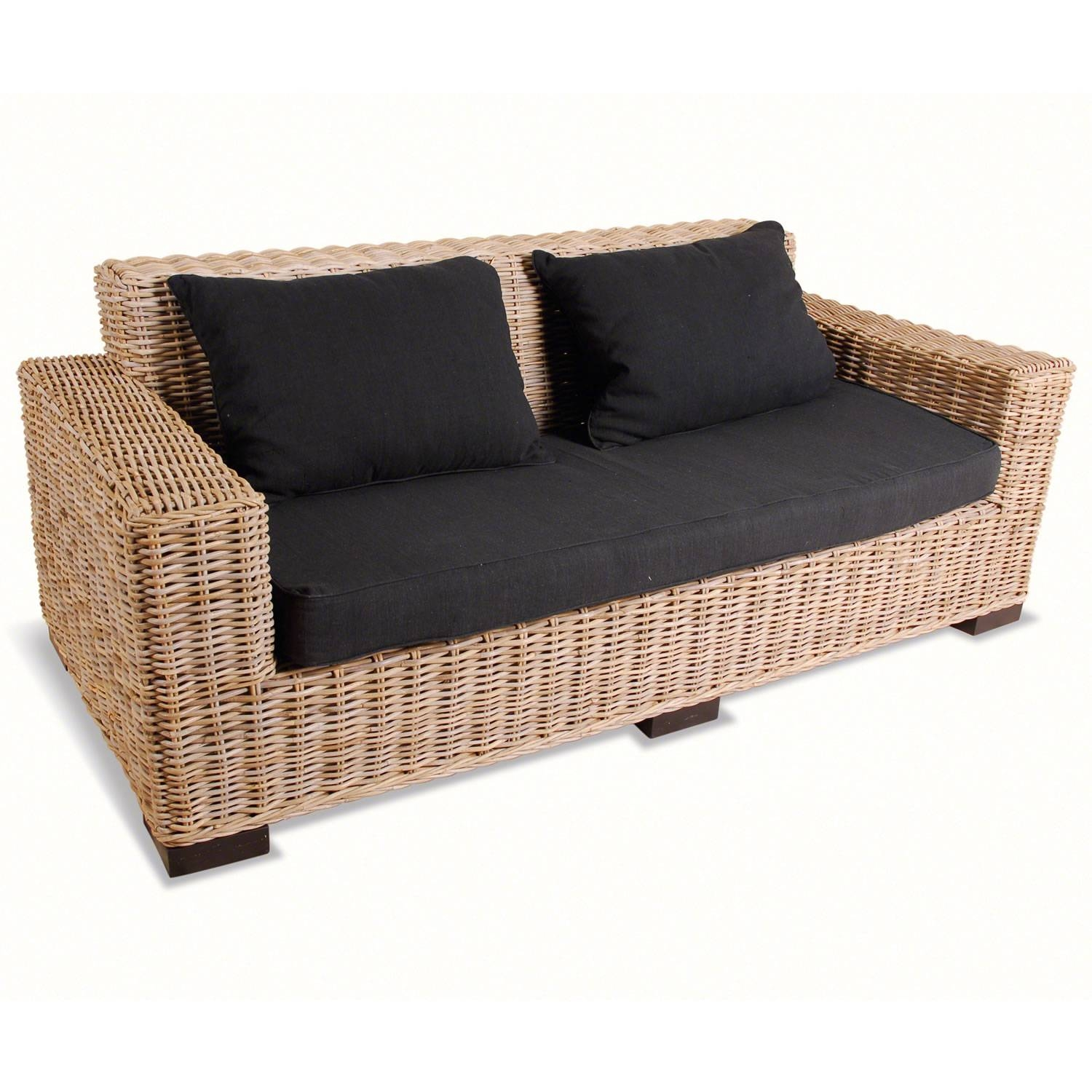 Affordable Modern Rattan Lounge Futuristic Designs ~ Aprar throughout Modern Rattan Sofas (Image 1 of 30)