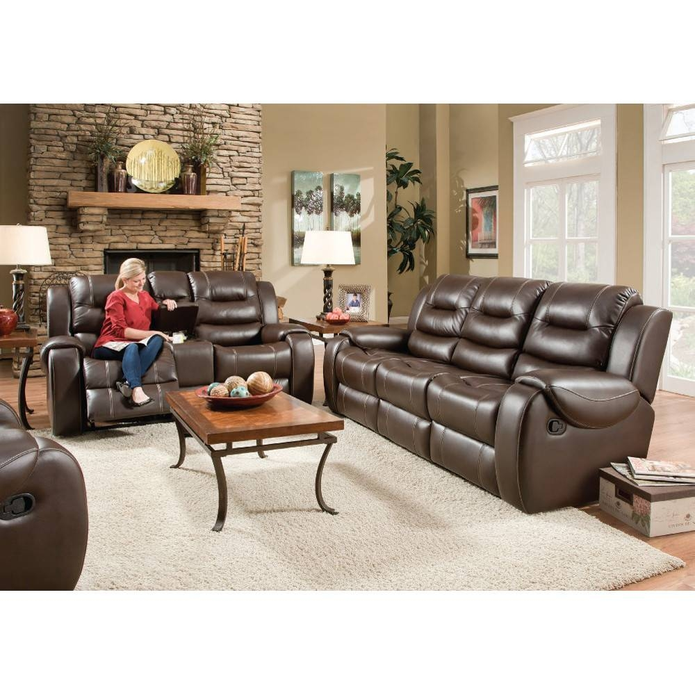 Affordable Prices On Reclining Sofas And Loveseats | Conn's with Sofas Cheap Prices (Image 2 of 30)