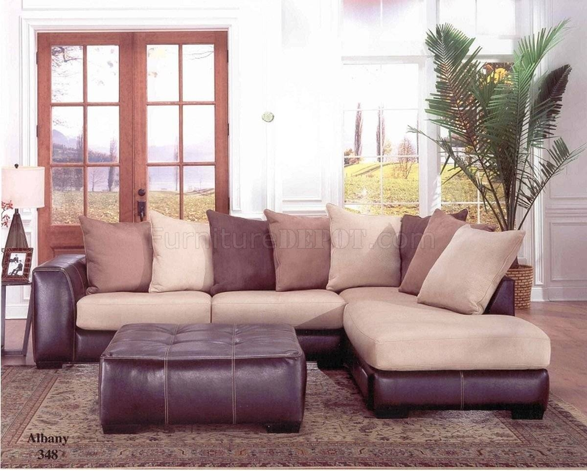 Featured Photo of Albany Industries Sectional Sofa