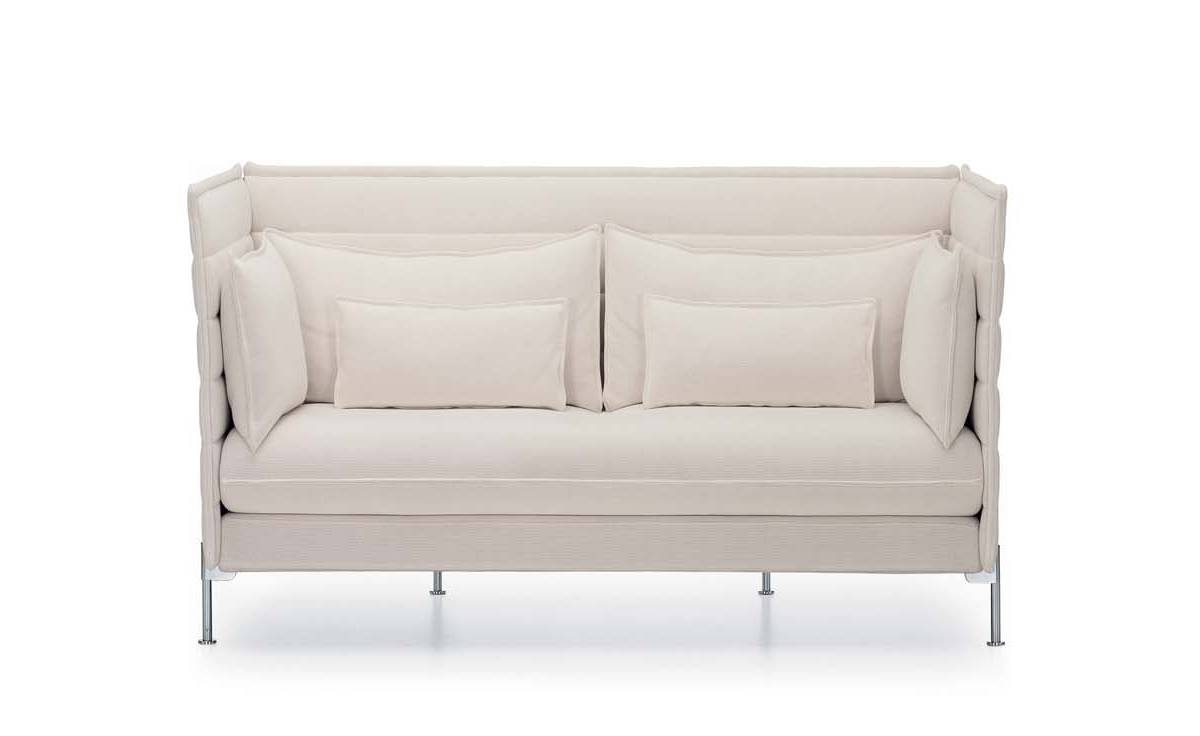 Alcove 2 Seater Sofa - Hivemodern regarding 2 Seater Sofas (Image 4 of 30)