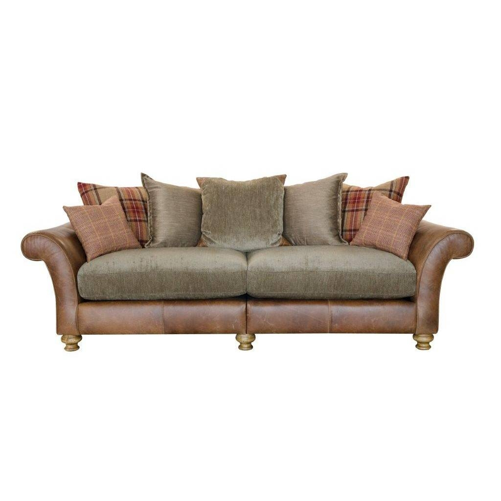 Alexander & James Lawrence 4 Seater Sofa | Cardiff, Swansea in 4 Seat Couch (Image 2 of 30)