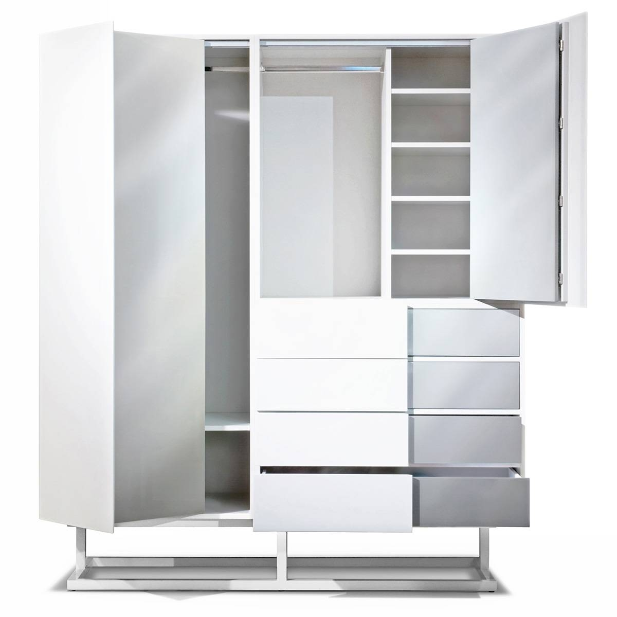 Alfredo Häberli Design Development | Teca for Chest of Drawers Wardrobes Combination (Image 4 of 15)