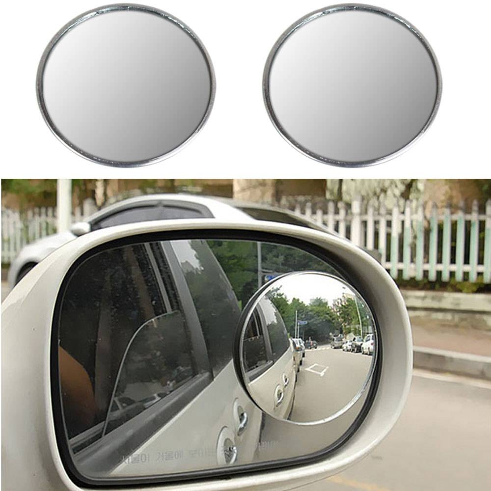 Aliexpress : Buy 2 X 3 Inch Blind Spot Rear View Mirrors with regard to Round Convex Mirrors (Image 2 of 25)