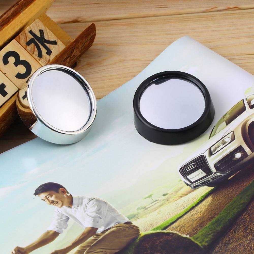 Aliexpress : Buy 2Pcs Auto Side 360 Wide Angle Round Convex for Small Round Convex Mirrors (Image 5 of 25)