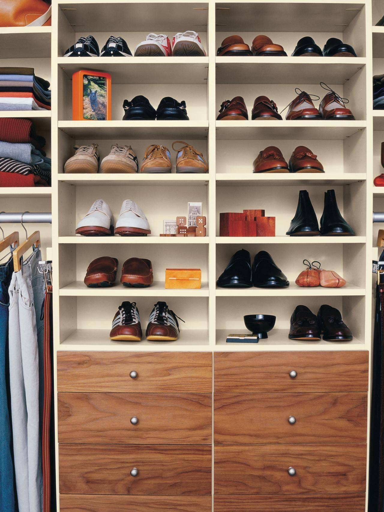 All About Drawers And Shelves | Hgtv throughout Drawers And Shelves For Wardrobes (Image 3 of 30)