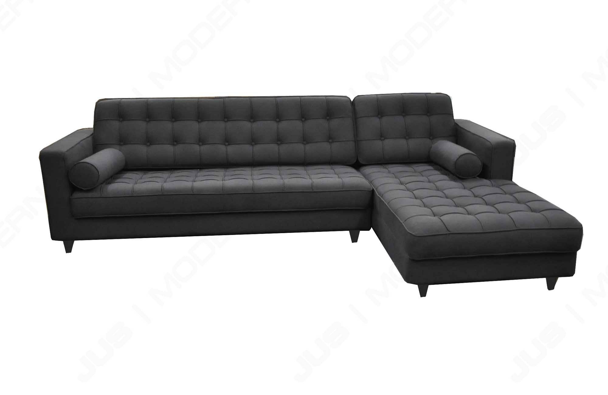 Alluring L Shaped Sofa Design Come With Grey Modern L Shaped with L Shaped Fabric Sofas (Image 4 of 30)