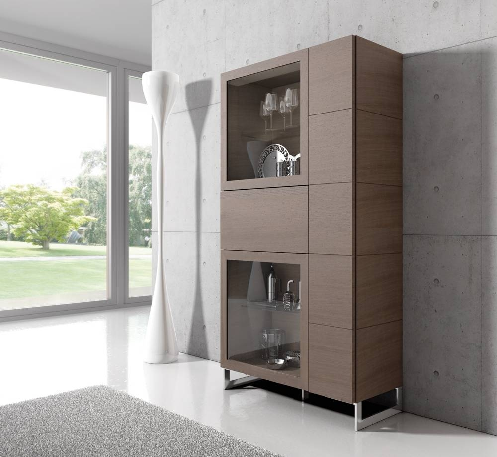 Alto Tall Sideboard | Contemporary & Modern Sideboards, London in Tall Sideboards (Image 1 of 30)