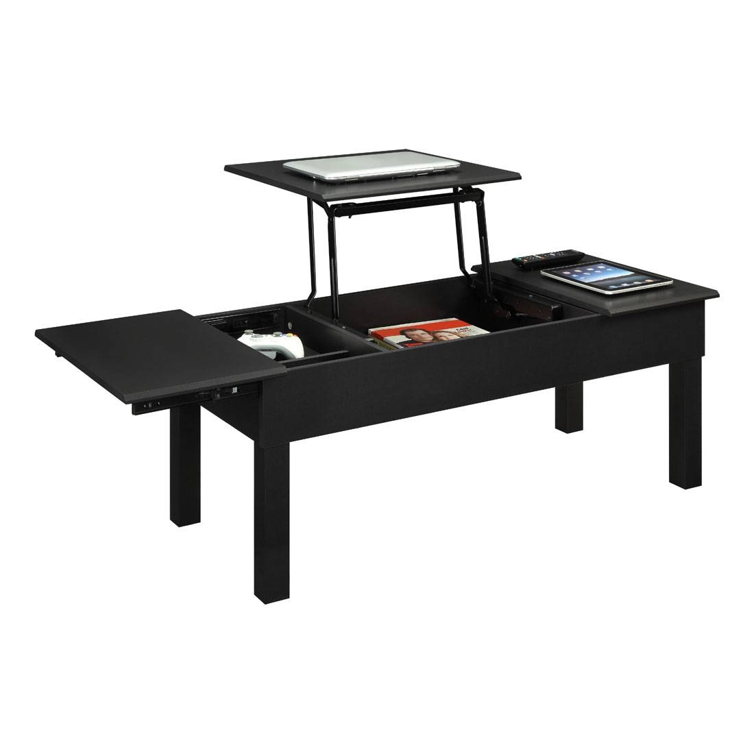 Altra Parsons Extension Coffee Table 5098096 Pertaining To Opens Up Coffee Tables (View 15 of 30)