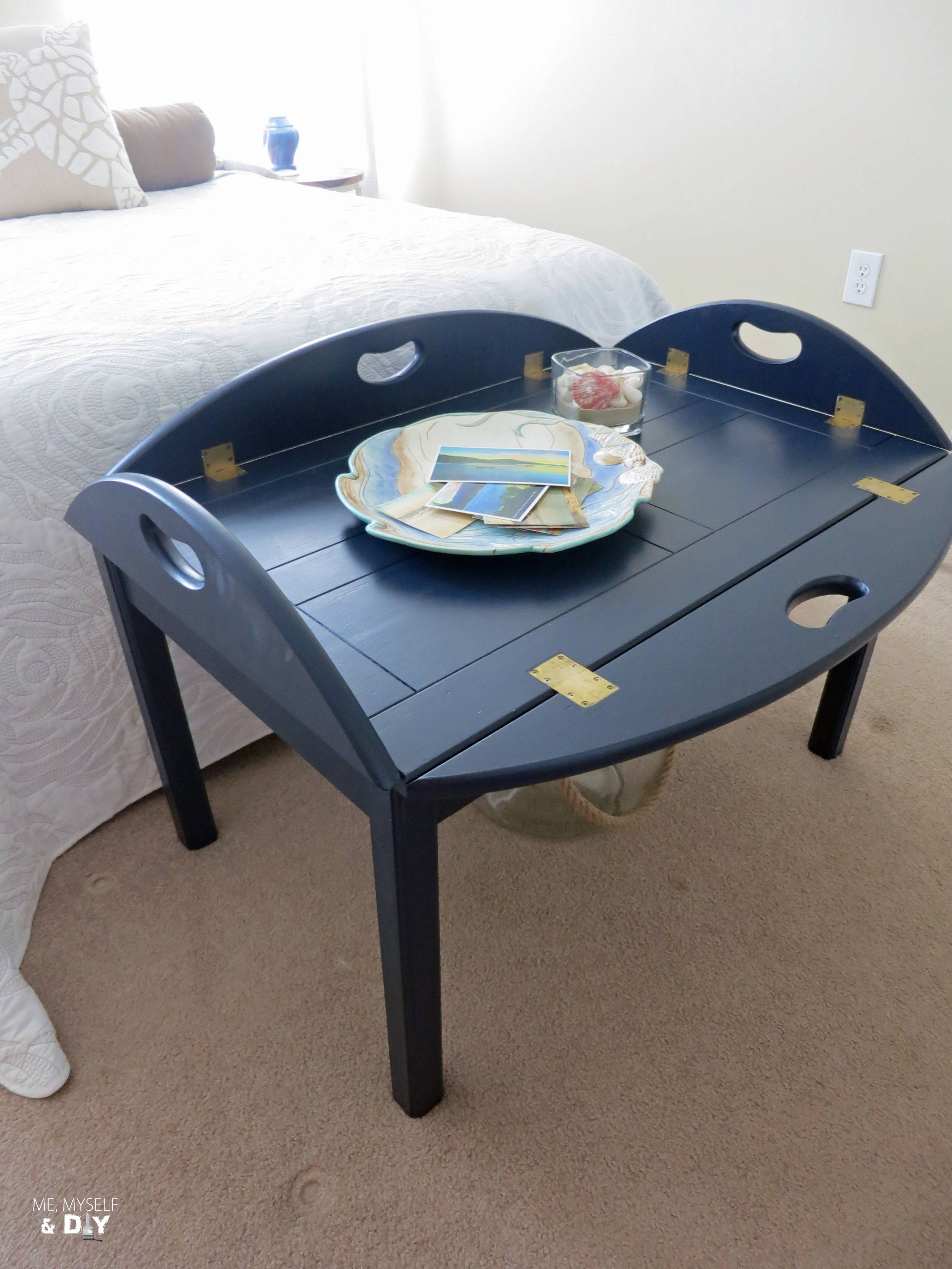 Am I Blue? The Coffee Table | Me, Myself & Diy with Blue Coffee Tables (Image 2 of 30)