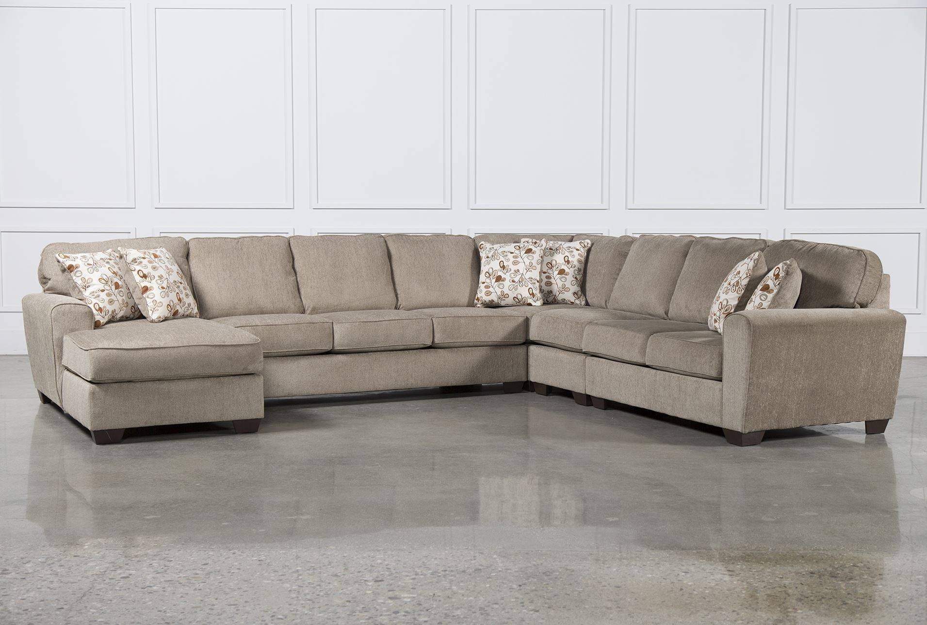 Amazing 5 Piece Sectional Sofas 49 For Diana Dark Brown Leather for Diana Dark Brown Leather Sectional Sofa Set (Image 5 of 30)