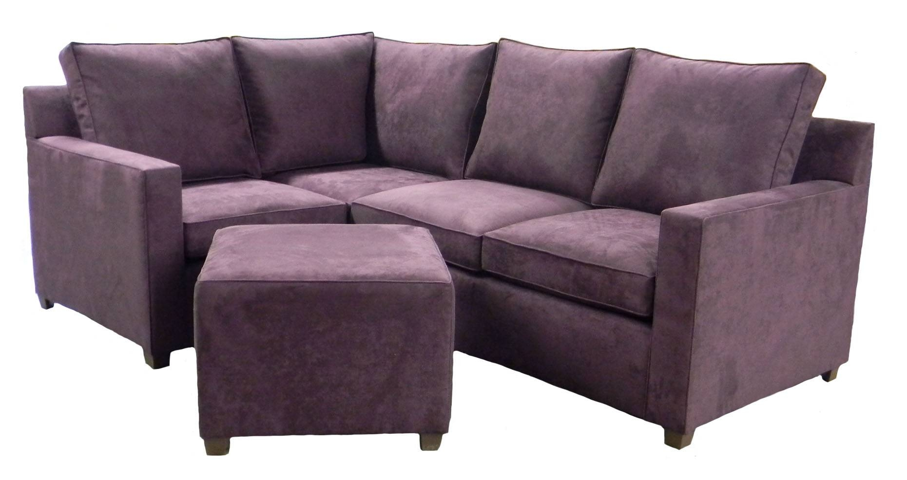 Amazing Apartment Size Sectional Sofa With Chaise 81 With intended for Bentley Sectional Leather Sofa (Image 1 of 30)