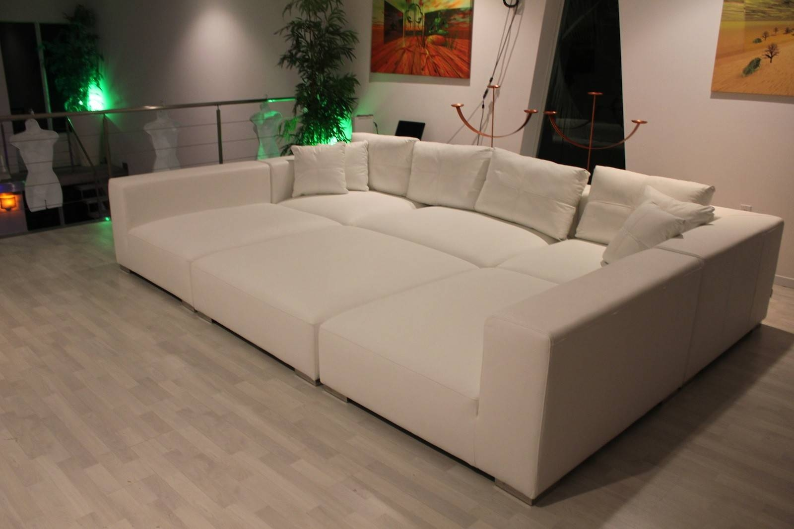 Amazing Couches. Simple Furniture Amazing Sectional Couches with regard to Wide Sectional Sofa (Image 4 of 25)