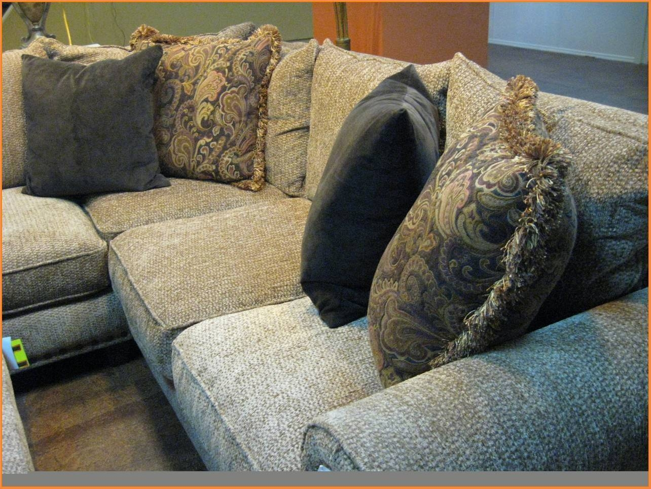 Amazing Down Filled Sectional Sofa 30 For Your Sleeper Sofa with Down Filled Sectional Sofas (Image 2 of 30)