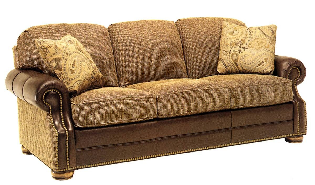 Amazing Leather And Cloth Sectional Sofas 45 About Remodel Abbyson with Abbyson Living Charlotte Beige Sectional Sofa and Ottoman (Image 4 of 30)