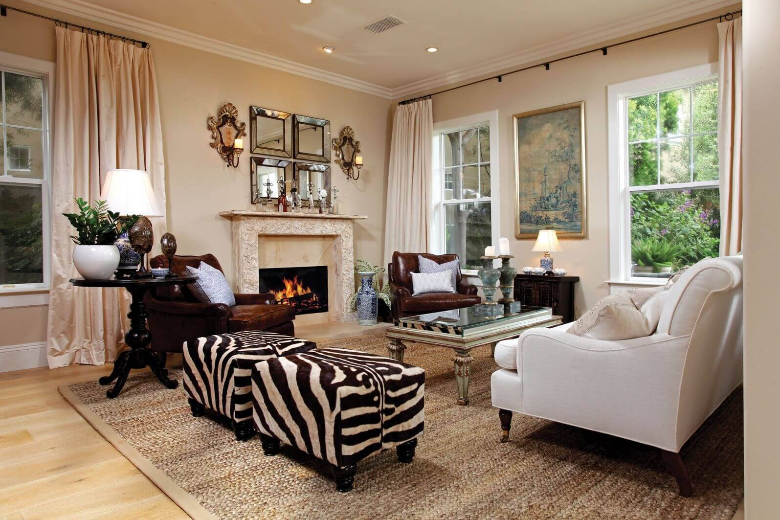 Amazing Living Room Ottoman Designs – Ottoman Coffee Table for Leopard Ottoman Coffee Tables (Image 2 of 30)