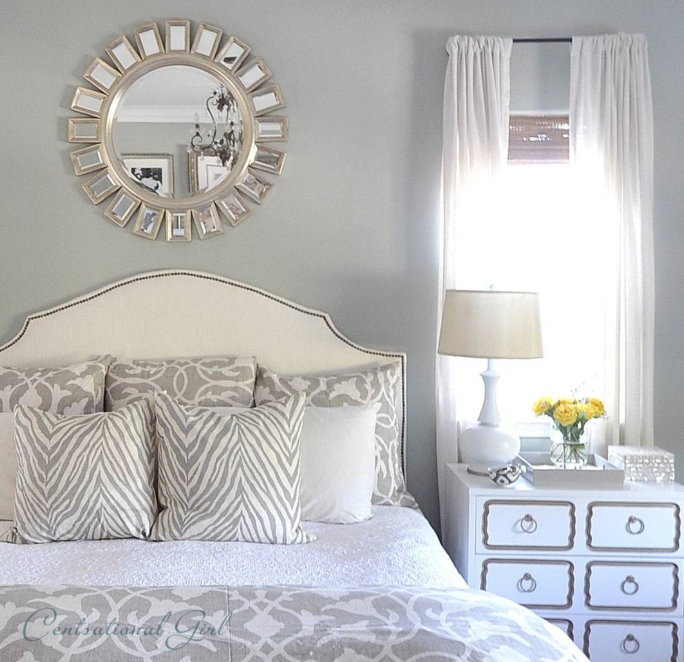 Amazing Mirror Bedroom Designs Large | Lanierhome for Large Sun Shaped Mirrors (Image 1 of 25)