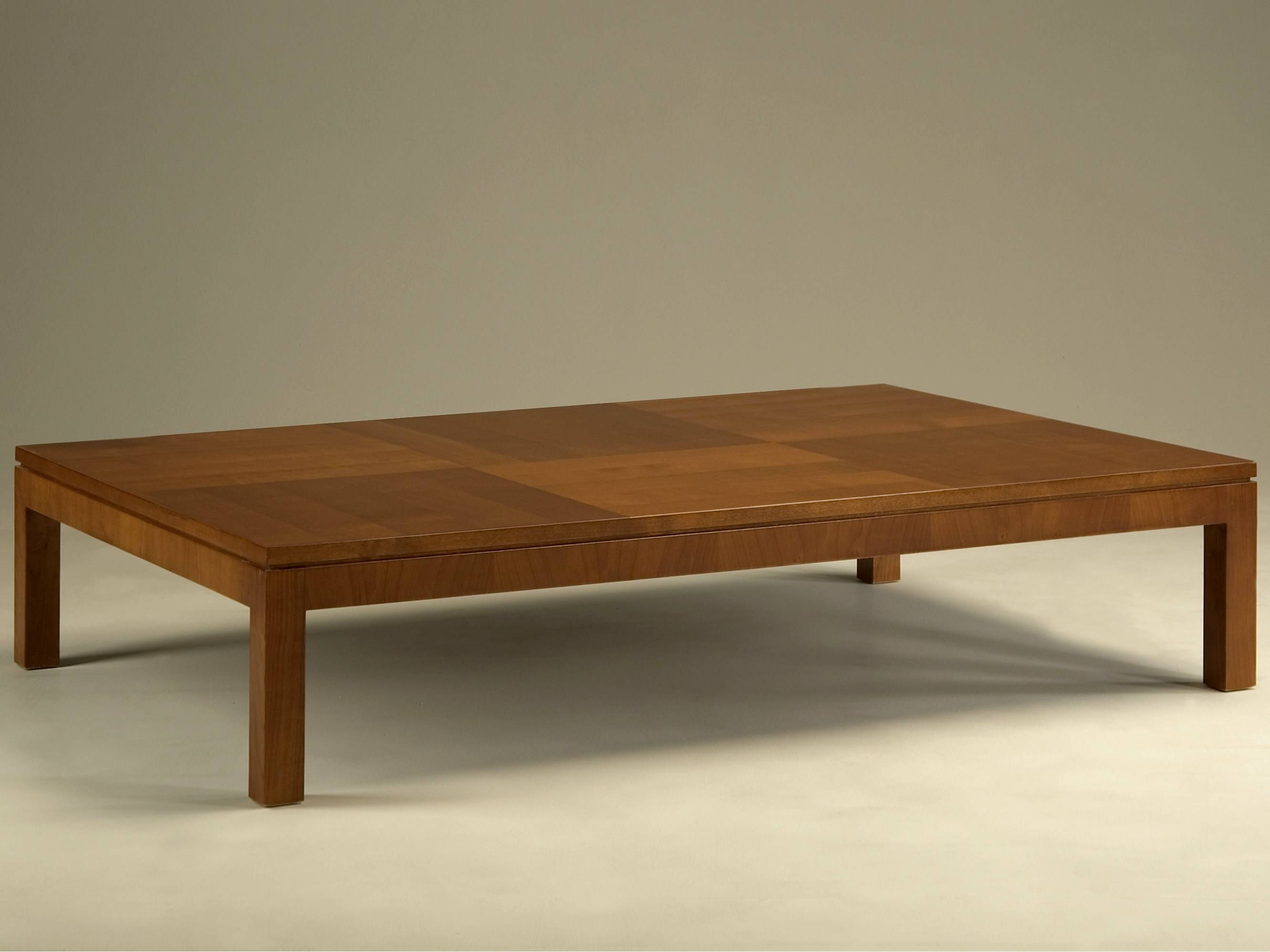 The best large low square coffee tables for Large wood coffee table square