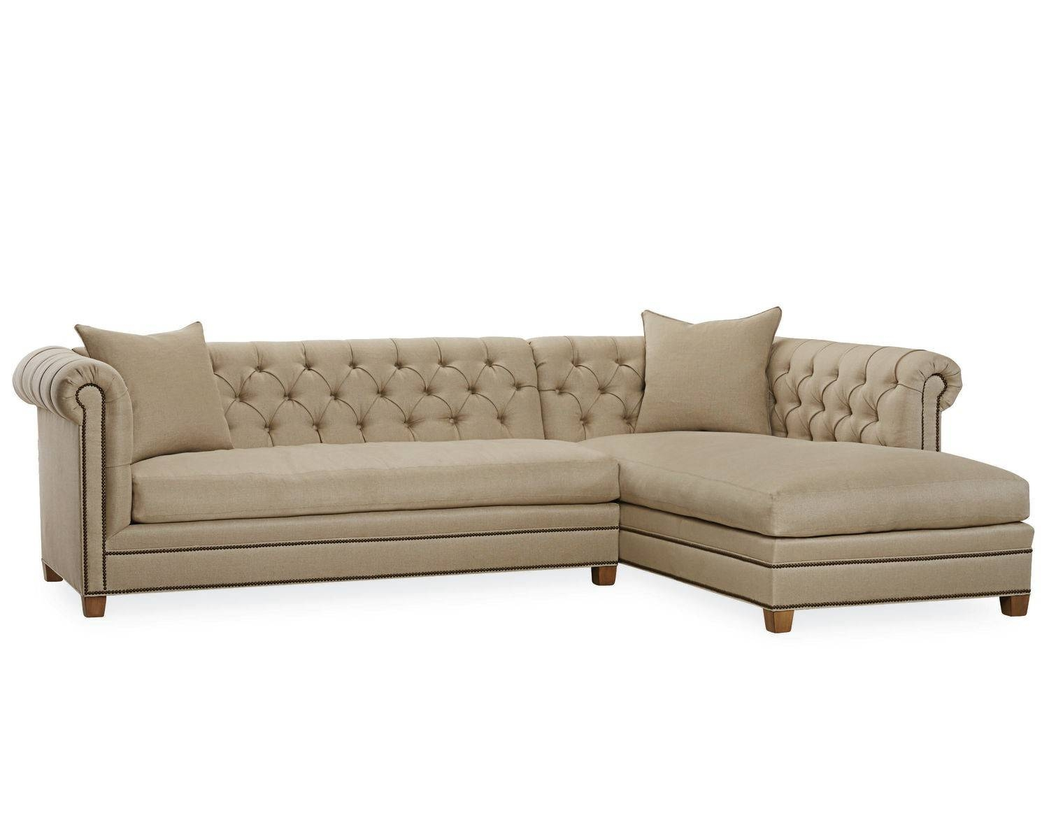 American Furniture | Cambridge Sectional | Lee Industries regarding Lee Industries Sectional Sofa (Image 1 of 25)