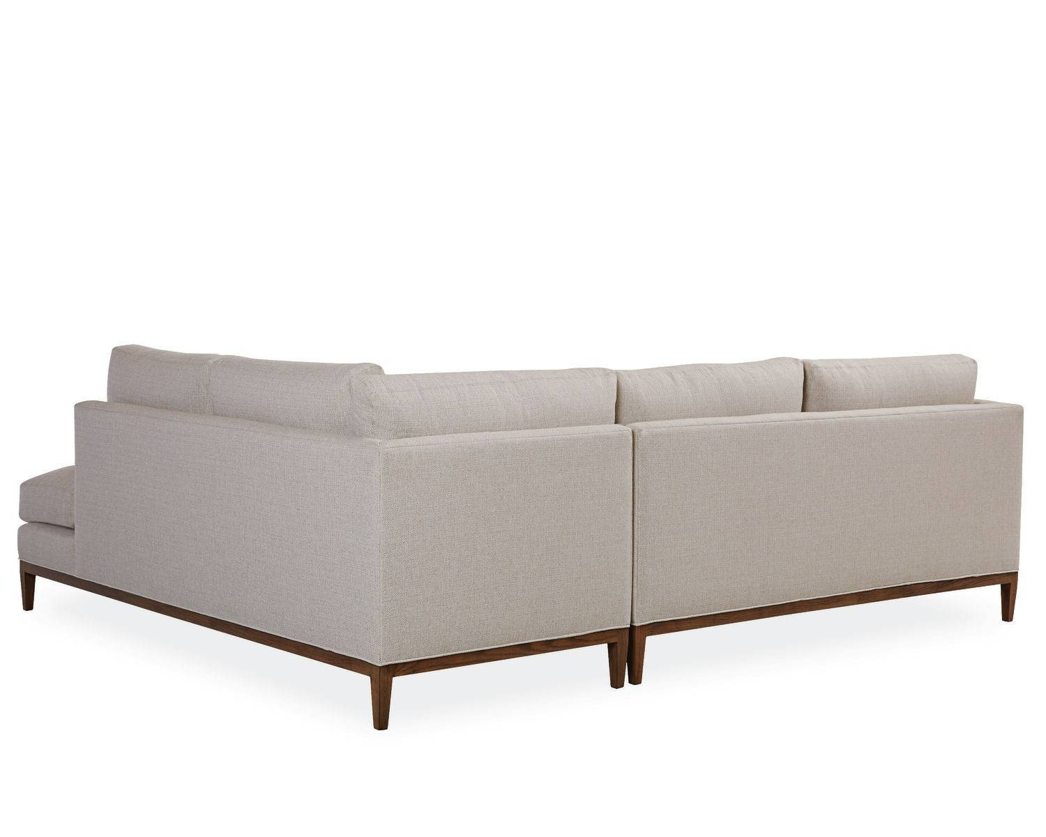 American Furniture | Palm Springs Chaise Sectional | Lee Industries For Lee  Industries Sectional Sofa (