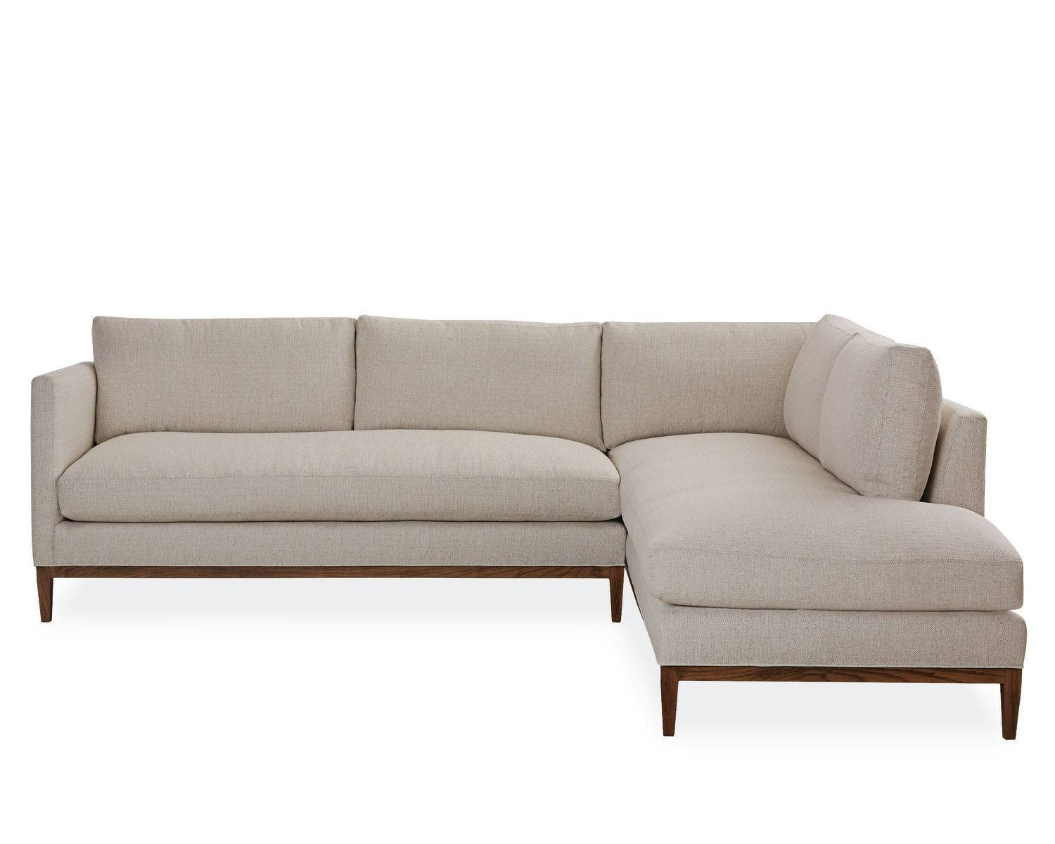 American Furniture   Palm Springs Chaise Sectional   Lee Industries pertaining to Lee Industries Sectional Sofa (Image 5 of 25)