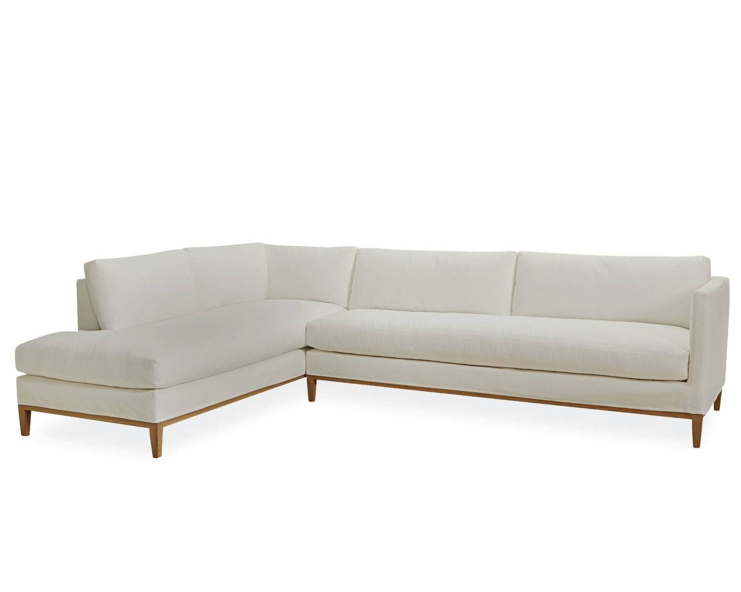 American Furniture | Palm Springs Chaise Sectional | Lee Industries with regard to Lee Industries Sectional Sofa (Image 6 of 25)