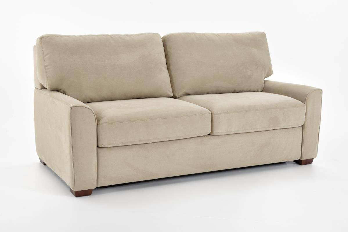 American Leather Comfort Sleeper - Kalyn Queen Sleeper Sofa With for Comfort Sleeper Sofas (Image 1 of 30)