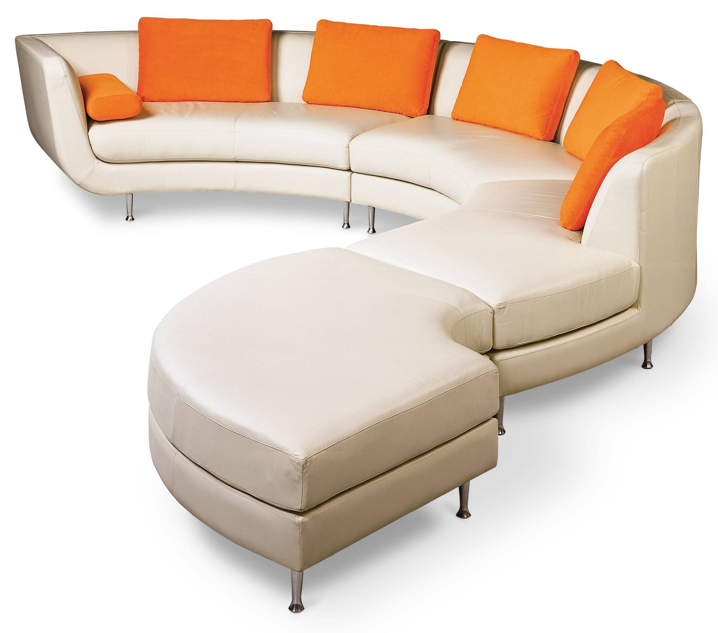 American Leather Menlo Park within American Made Sectional Sofas (Image 4 of 30)