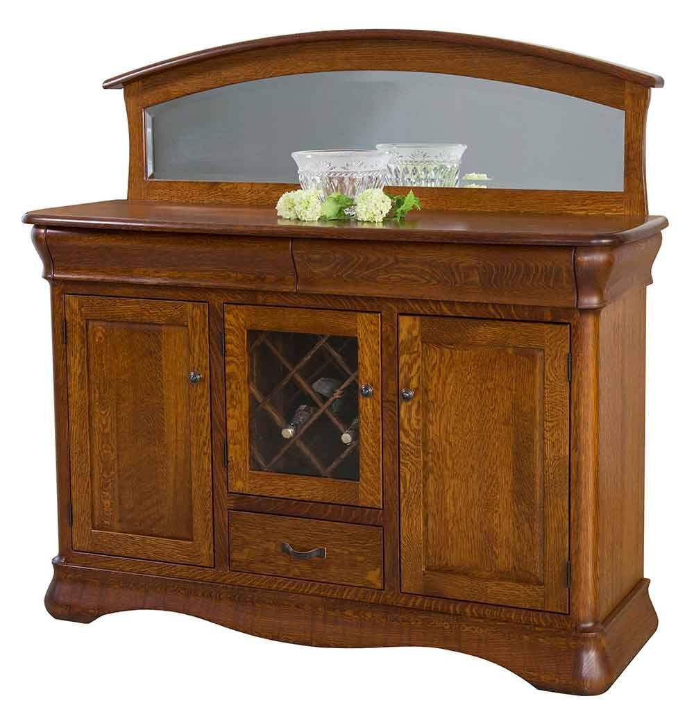 Amish Made Buffets with regard to Tuscany Sideboards (Image 1 of 30)