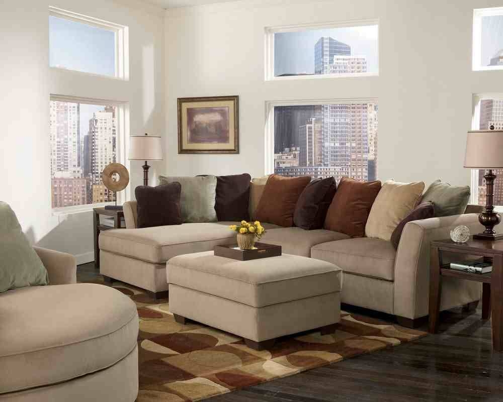 Amusing Sofa Sectionals For Small Spaces 41 With Additional Intended For Contemporary Black Leather Sectional Sofa Left Side Chaise (View 3 of 30)