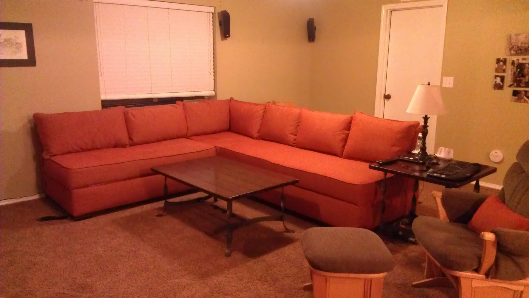 Ana White | Diy Sofa - Storage Sectional - Diy Projects for Building A Sectional Sofa (Image 2 of 30)