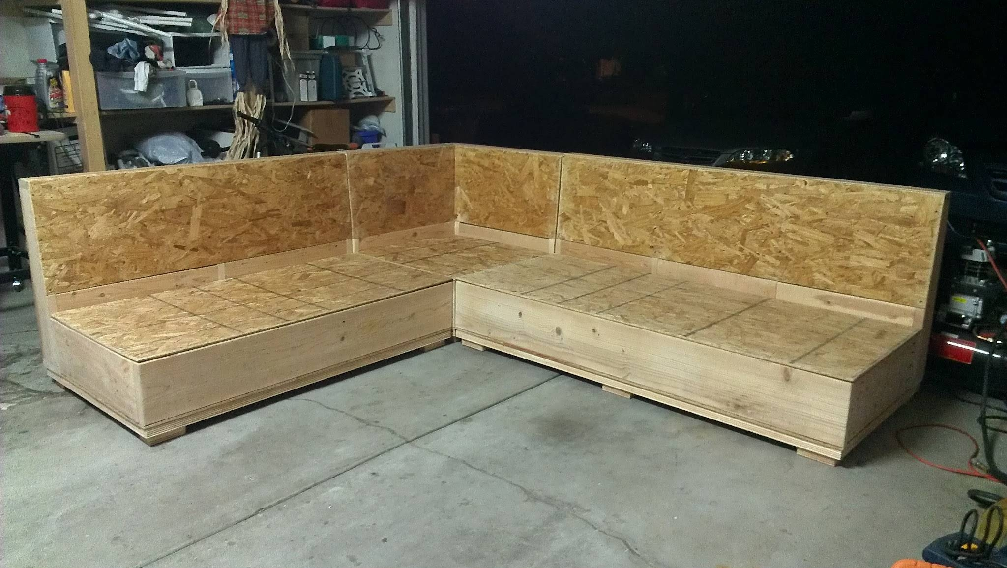 Featured Photo of Building A Sectional Sofa