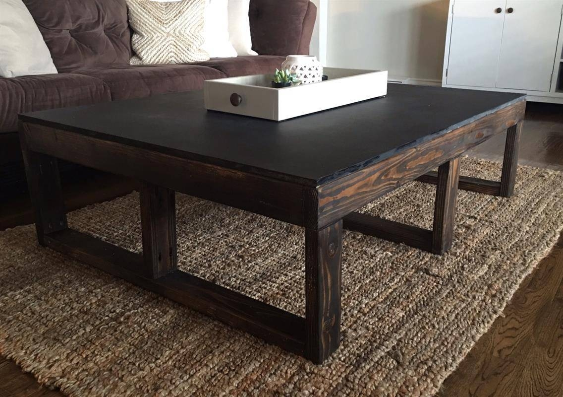 Ana White | Multi-Functional Coffee Table/play Table - Diy Projects regarding Kids Coffee Tables (Image 3 of 30)