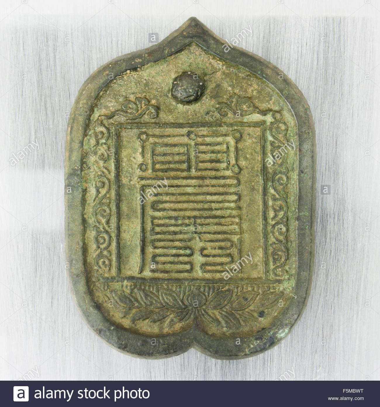 Ancient Chinese Bronze Mirrors Stock Photo, Royalty Free Image inside Chinese Mirrors (Image 6 of 25)