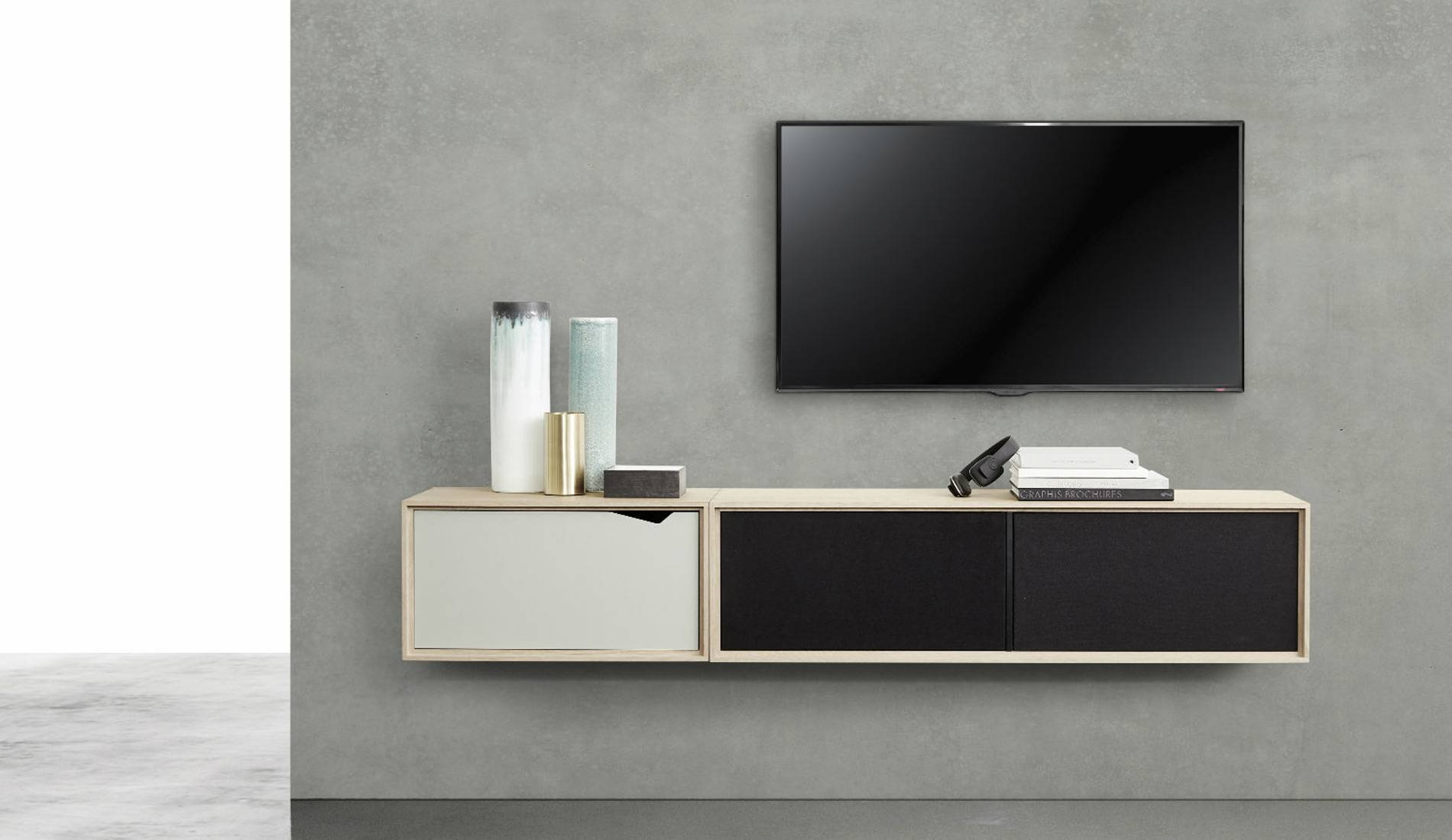 Andersen S2 Tv Sideboard | Dopo Domani regarding Tv Sideboards (Image 5 of 30)