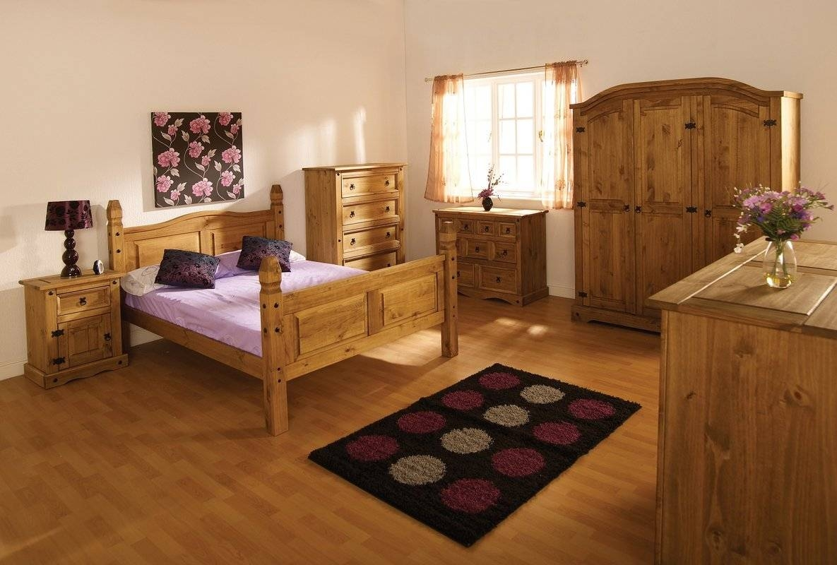 Andover Mills Corona 3 Door Wardrobe & Reviews | Wayfair.co.uk in Corona 3 Door Wardrobes (Image 3 of 15)