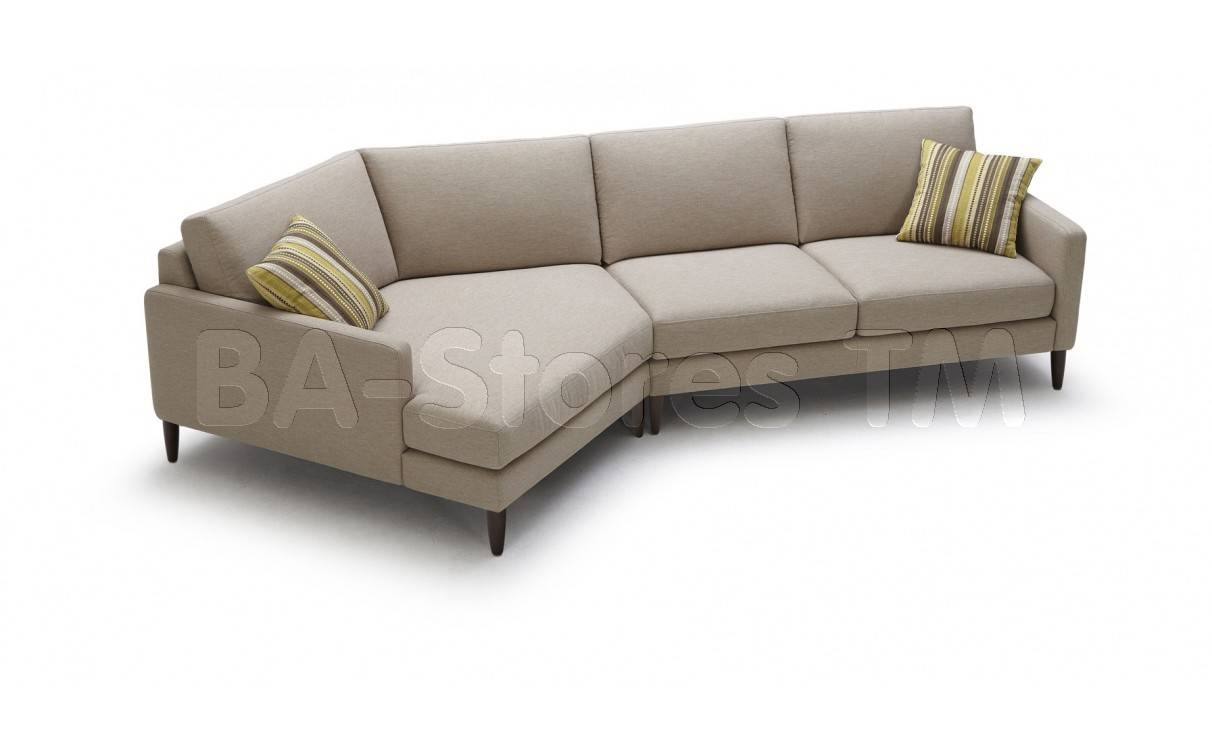 Angled Sectional Sofa – Thesofa inside Angled Chaise Sofa (Image 6 of 30)