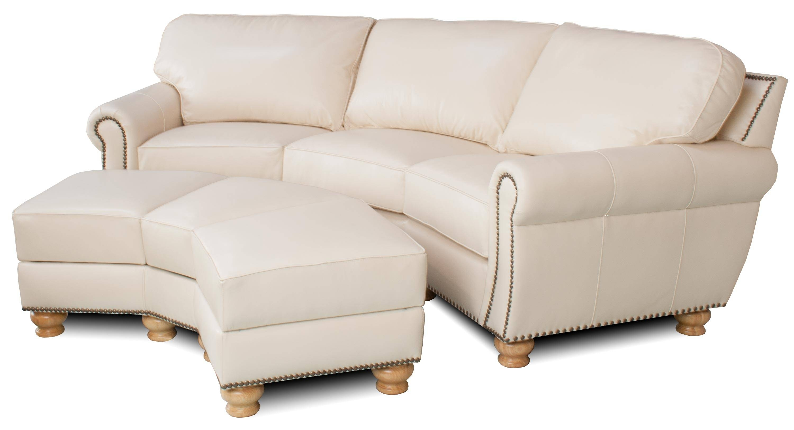Angled Sofa Sectional – Leather Sectional Sofa Intended For Conversation Sofa Sectional (View 17 of 30)