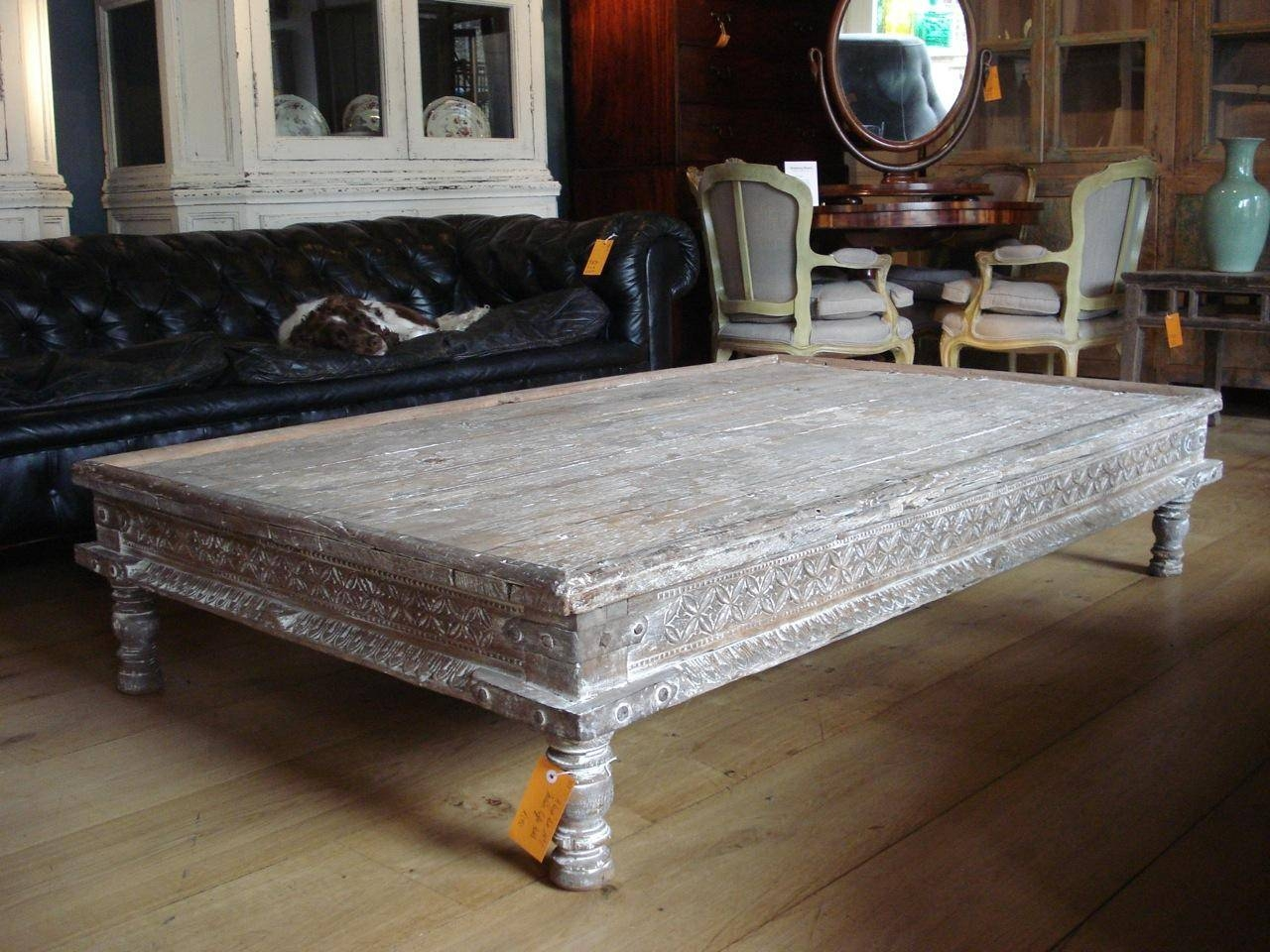 Anglo Indian Coffee Table - View Here — Coffee Tables Ideas for Indian Coffee Tables (Image 2 of 30)