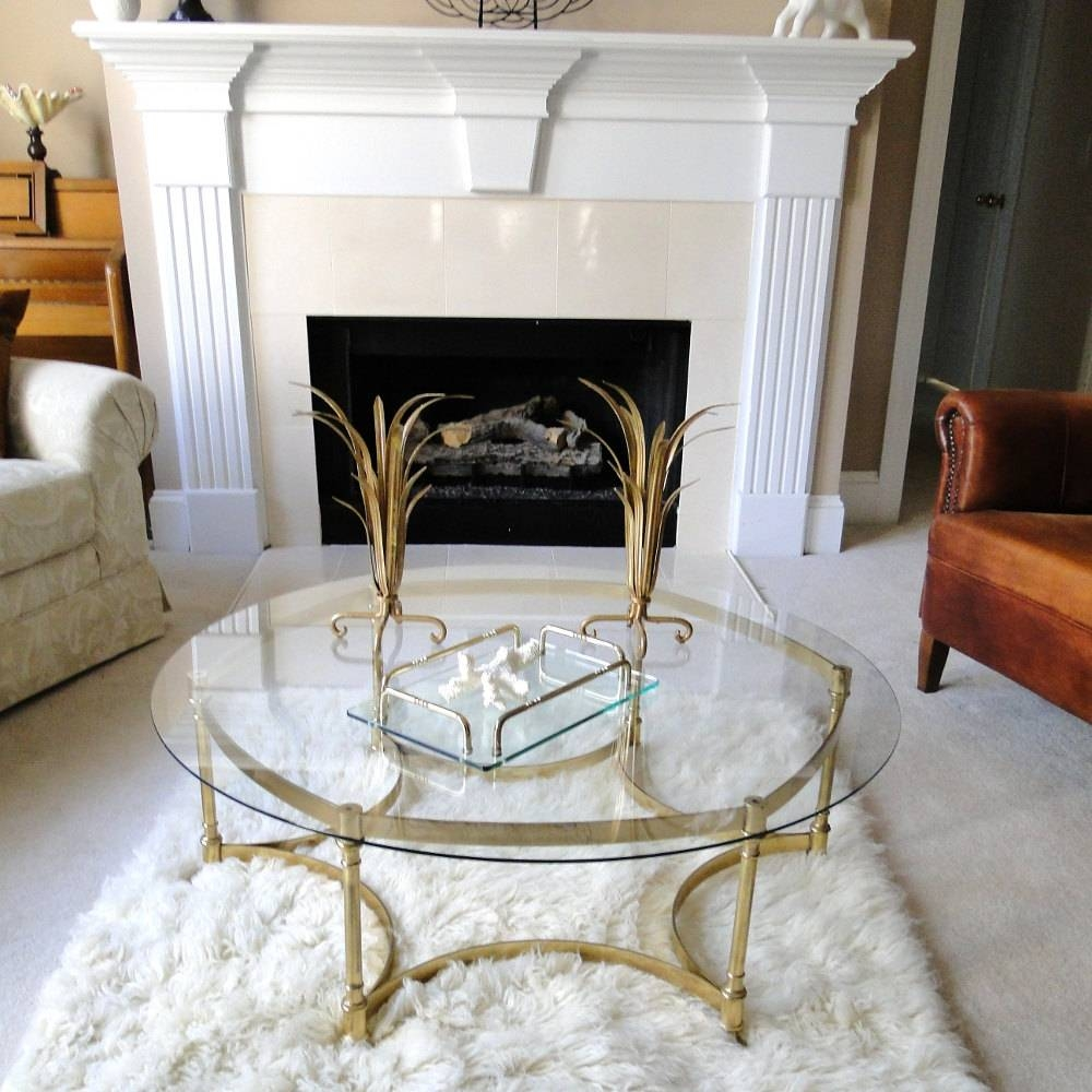 Animal Coffee Tables | Bibliafull regarding Antique Brass Glass Coffee Tables (Image 2 of 37)