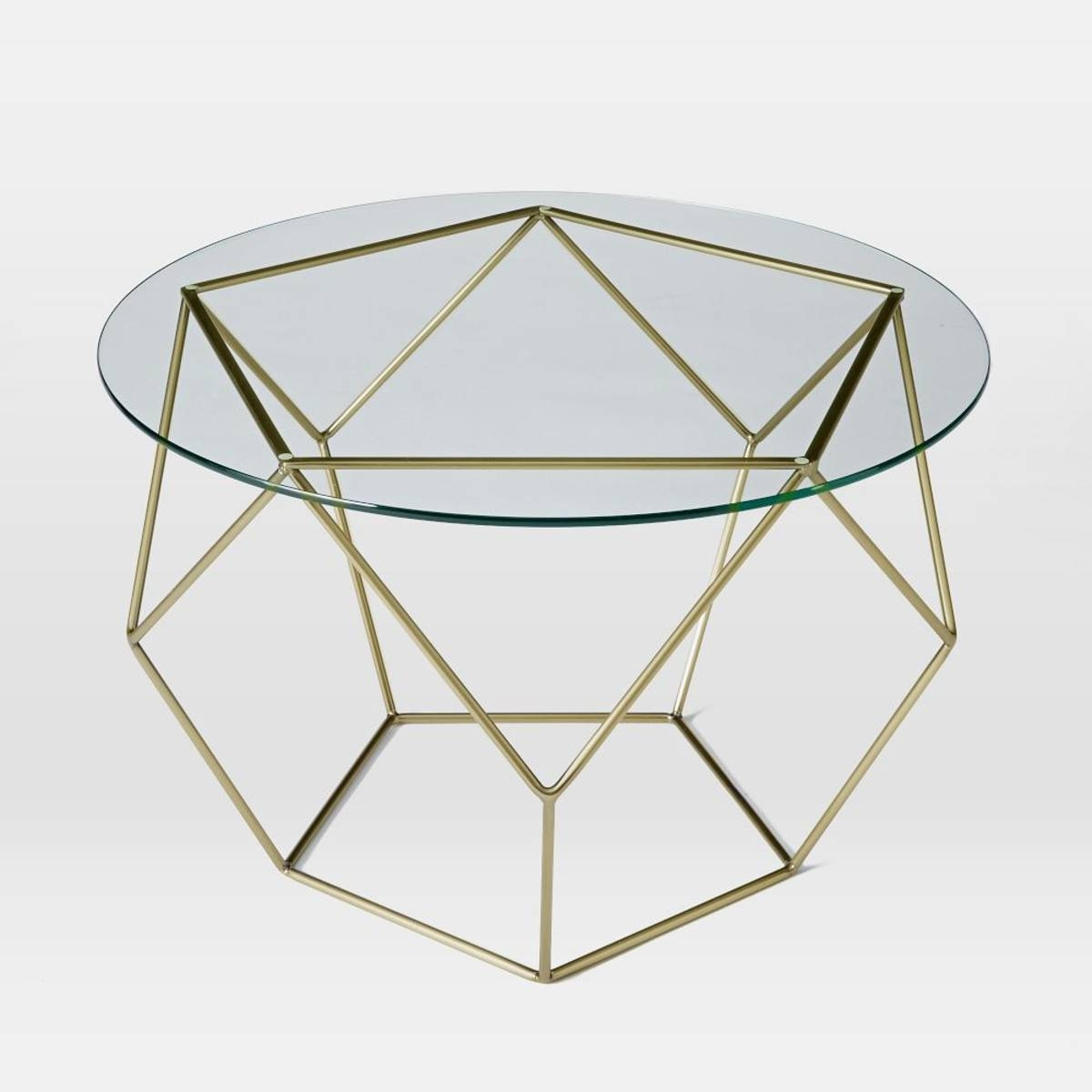 Antique Brass And Glass Coffee Table for Antique Brass Glass Coffee Tables (Image 3 of 37)